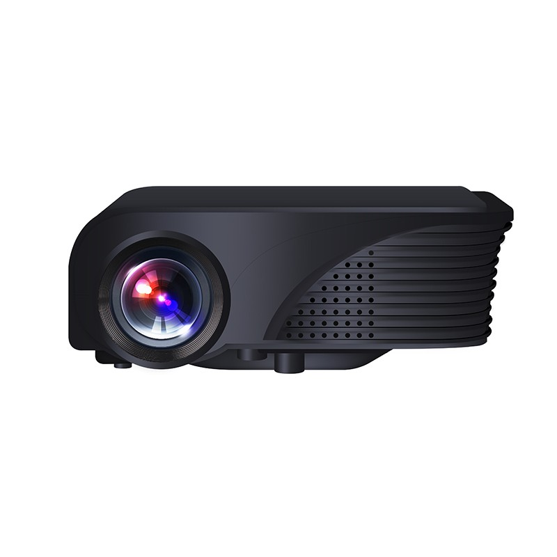 2016 Brand New 1080P LCD SVGA Cheapest Mini Portable led Projector