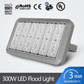 Fashion design MeanWell driver outdoor 300W LED flood light with different lens