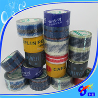 water proof adhesive printed tape