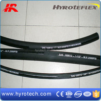Fast delivery brand names hydraulic hose SAE 100R12-4SH