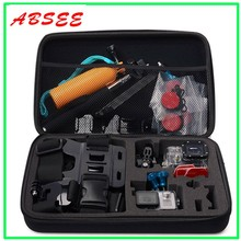 2014 ABSEE Professional Go pro accesories go pro kit go pro accessories set for go pro he ro camera accessories