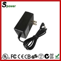 Indoor 12V 3A AC Adaptor 36W with CE KC FCC GS Certifications