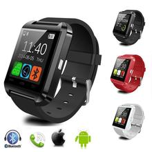 Cheap Smart Watch Bluetooth Phone U8 Smart Watch for iPhone Android Samsung Support SIM Card