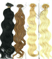 New style remy micro loop indian hair extensions