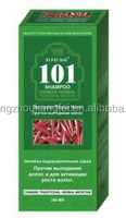 Hot sale Hydrating Shampoo 101 with CHILI Peper for hair growth shampoo