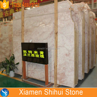 fashion pink marble for shop, office renovation