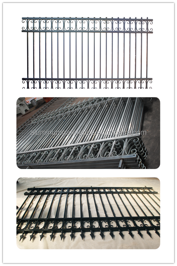 wholesale cheap wrought iron fence panels for sale. Black Bedroom Furniture Sets. Home Design Ideas