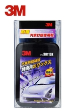 3M Auto super glaze wax send cleaning cloth