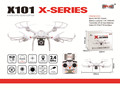 Hot Selling MJX X101 Drone Professional with HD Camera