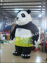 Wedding Inflatable Panda Cartoon