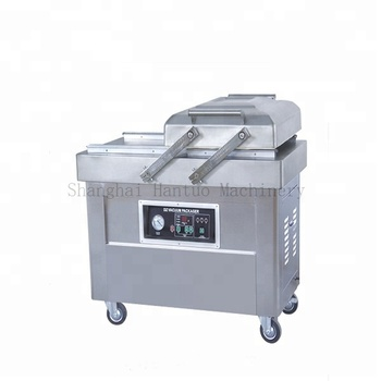 Double chamber Dates Rice Vacuum packaging Machine DZ-4002