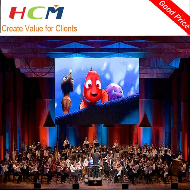 Dynamic Images indoor xxx video China led video display