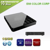 OCTA Core Amlogic S805 Android Mini PC TV Box 1G/8G WIFI 802.11n Bluetooth, XBMC, DLNA, Miracast