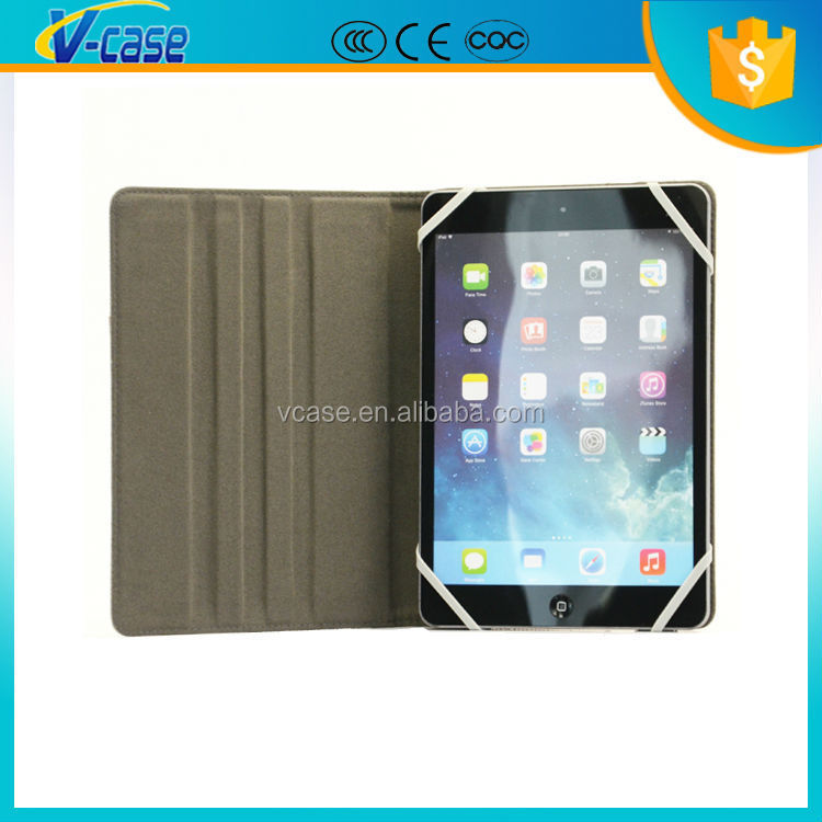 2014 Newest Rotating holster tablet Leather Case Cover For Ipad 6 Ipad Air 2