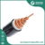 IEC 0.6/1kV 4x35sqmm ,3C+E XLPE cable with black PVC jacket for underground application