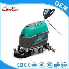 Electric cable type floor scrubber with CE certificate