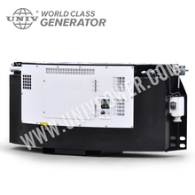 Containerized genset for reefer container carrier type genset for reefer container