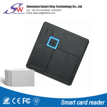 2017 High quality Weigand 26 interface 125Khz chip rfid proximity card reader