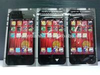 New Design iphone 5 case bag/mobile phone case packaging bag