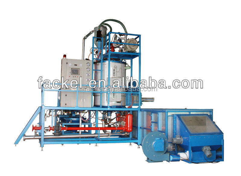 Used Expandable Polystyrene Machine For Expansion EPS Beads
