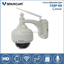 Hot selling VStarcam hidden dome housing outdoor ip ptz wireless camera