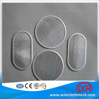 stainless steel wire mesh circle