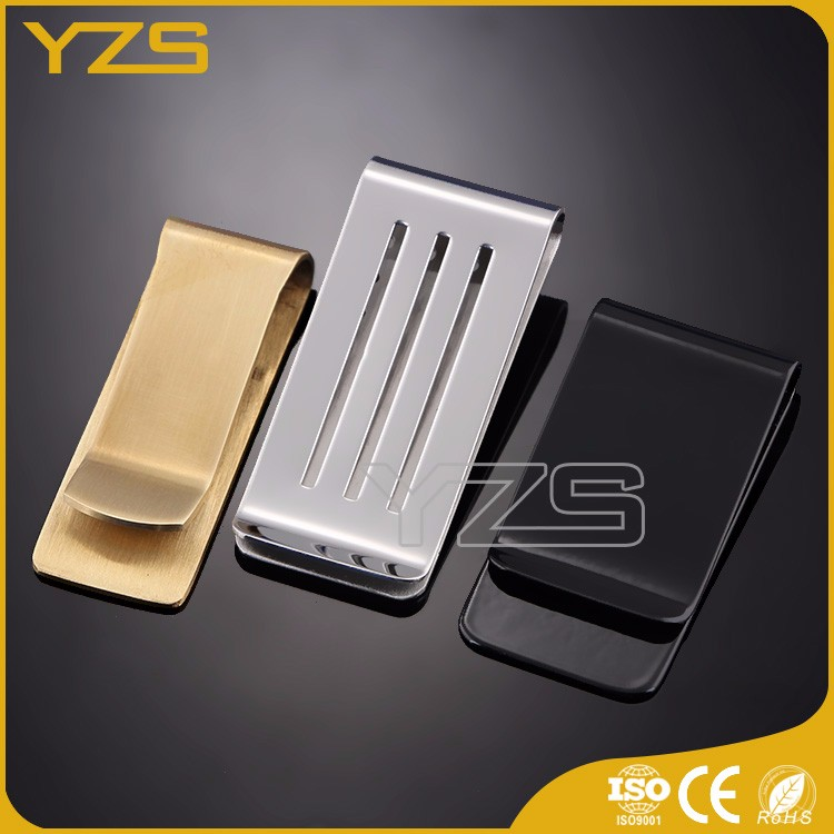factory custom metal money clip