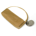 wholesale makeup bag organizer washabale kraft paper shell makeup travel bag