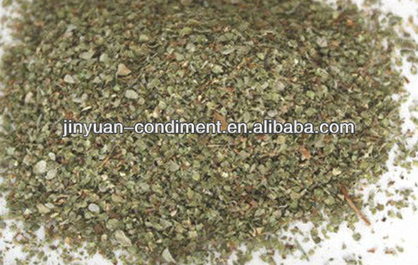 Natural spice marjoram