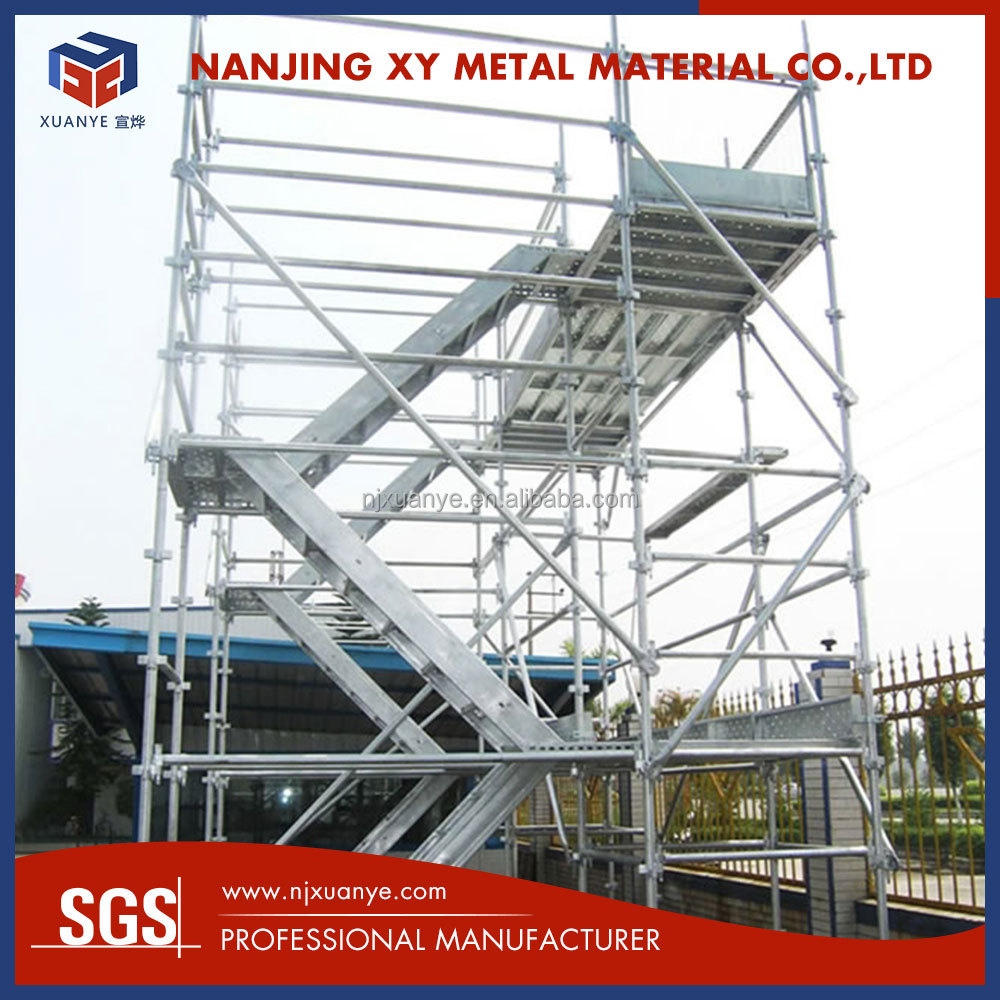Building Construction kwikstage scaffolding for sale