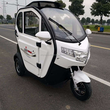 Cheap Closed Three Wheel Gasoline Cargo Motor Vehicle
