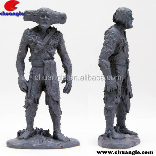 Clay Model Prototype, Customized Clay Sculpture,Custom Resin Character