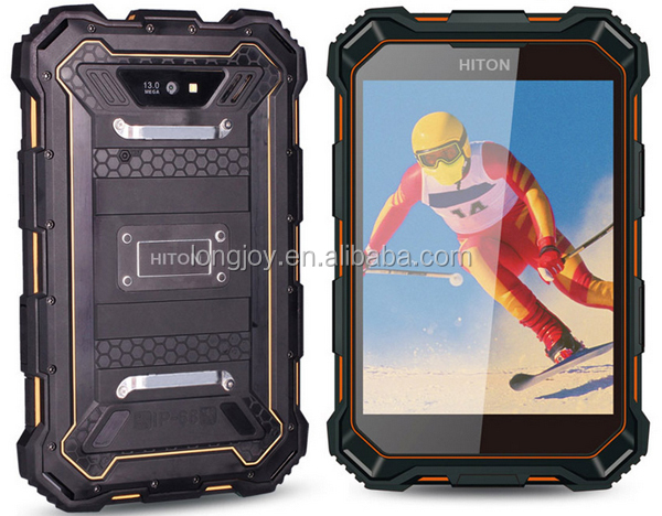 Cheap NFC Rugged Tablet RT800 MTK8382 Quad Core 1GB RAM 16GB ROM Android 4.4 Rugged Waterproof Tablet Pc
