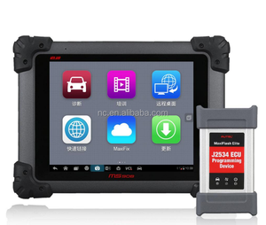 2018 Autel Free Update Online MAXISYS Elite 908 PRO Car Scanner