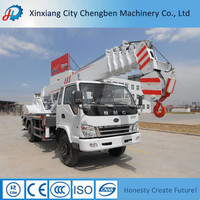 Internationlly recognized Large Power Truck Rear Lift Crane