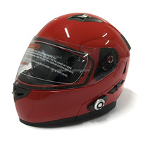 Motorcycle Three Quarter Helmet Open Face With Sun Visor From Helmet Factory Motorcycle Helmet