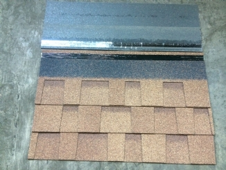 Classic color roofing tiles