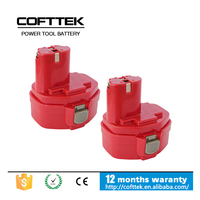 Ni-CD, Ni-MH Power Tool Battery for Makita 14.4V Battery 1433 1434 1435 1435F Cordless Drill