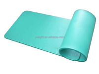 NBR exercise yoga mat for fitness