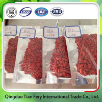 certified organic goji berries wholesale