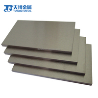 High Quality 99.95% Pure Molybdenum Plate price per kg for metallurgy