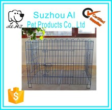 Outdoor Temporary Dogs Kenel Pet Cage Foldable Iron Dog Fence