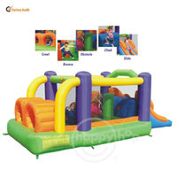 Inflatable Kids Jumping Bouncer-9063 Childrens Jumping Castles Playground