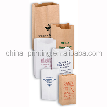 2016 New design Custom tote paper bags / packaging paper / shopping bag with handle trade assurance supplier