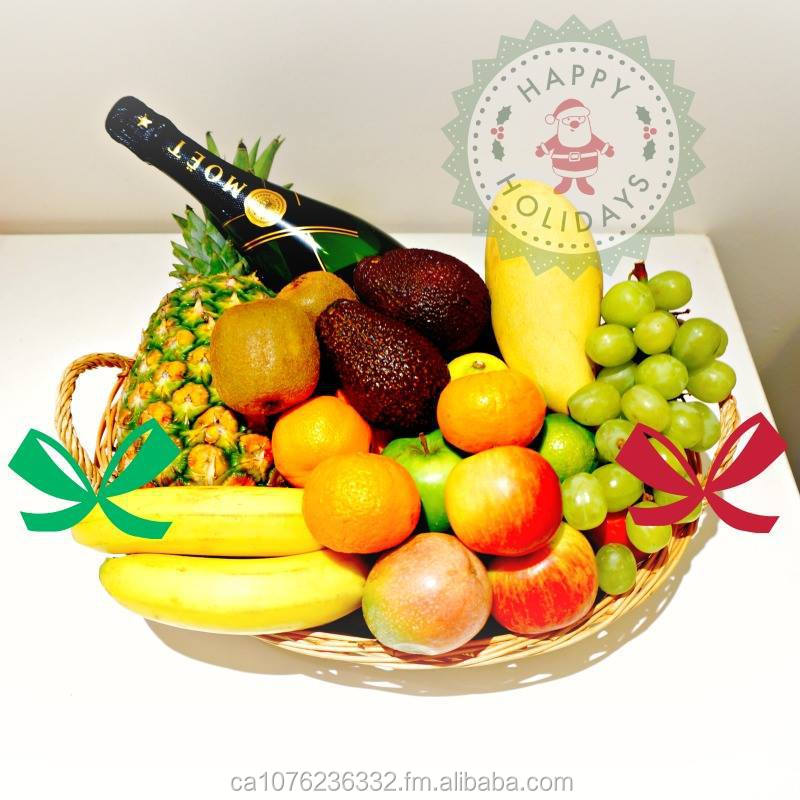 Holiday Fresh Local Fruit Package