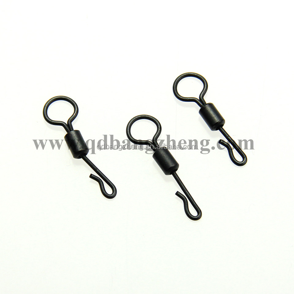 carp fishing tackle terminal swivel