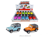 1:32 Scale model car Die cast toy car metal alloy toy with sound light open door