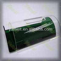 China acrylique tissue box hotel supply