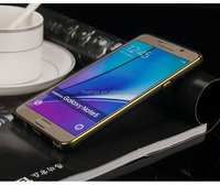 Cell phone accessory Ultrathin Aluminum Color Bumper Case Cover Frame for samsung galaxy note 5 case china price