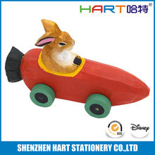 Easter Decoration Bunny Long ear Rabbit Car Kids Toy